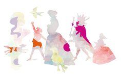 Vente de décors panoramiques, à découvrir la collection In Création pour enfants, de magnifiques décors poétiques.