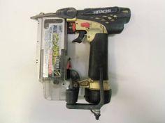 日立工機 HITACHI NP55HM 55mm 高圧ピン釘打機_画像1