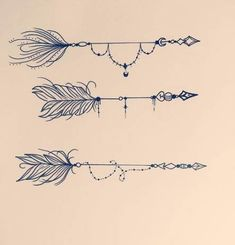 Tattoo Arrow Design Inspiration 52 IdeasYou can find Arrow tattoos and more on our website. Neue Tattoos, Body Art Tattoos, Tattoo Drawings, Sleeve Tattoos, Arrow Tattoos For Women, Dragon Tattoo For Women, Tattoos For Guys, Arrow Tattoo Design, Arrow Design
