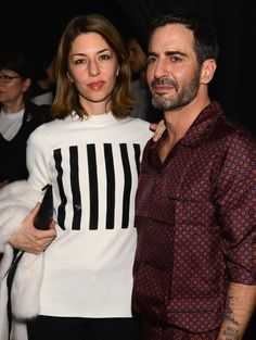 Marc Jacobs and muse, Sofia Coppola