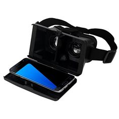 ac96879efbe4 Oksell® Google Plastic Cardboard VR BOX Virtual Reality 3D Glasses Movie  Game For iphone SE 5S