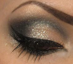"""Glitter- gorgeous eye and product list"