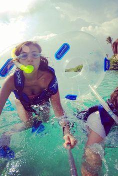 8 fotos que te tienes que tomar cuando visites la Riviera Maya y Cancún.