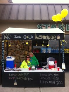 Lemonade Day 2012 Anchorage