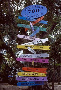 Que isla quieres visitar en #Bahamas