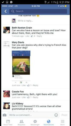 Mom's being bullies on Facebook,  and we wonder why bullying is so bad in our schools