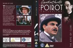 Agatha Christies Poirot The King Of Clubs 1 Television Front Cover