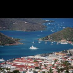 St. Marteen - home of the most beautiful baby blue water you've ever seen