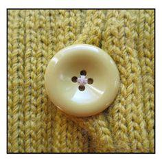 I-cord looped buttonhole | techknitter