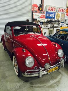 1959 Volkswagen Beetle Cabriolet..Re-pin brought to you by agents of #Carinsurance at #HouseofInsurance in Eugene, Oregon