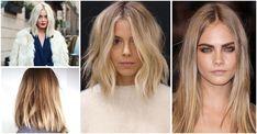 Les plus belles nuances de blonds repérées sur Pinterest - L'officieux Cara Delevingne, Olivia Palermo, Blake Lively, Long Hair Styles, Lifestyle, Shopping, Shades, Long Hairstyle, Long Hairstyles