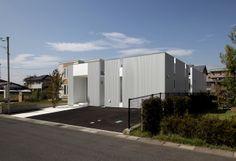 Diamond House in Sano (Japan) -  Masao Yahagi Architects - 2012
