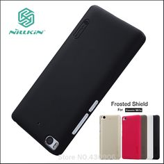 원래 Nillkin 샤오 mi5s 마일 5 초 커버 하드 케이스 전화 쉘 Hight 품질의 슈퍼 프로스트 방패 + 화면 보호