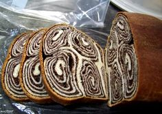 Povitica, Croatian Sweetbread with layers and layers of nuts and cinnamon, poppy seeds, cheese or anything else you may like.