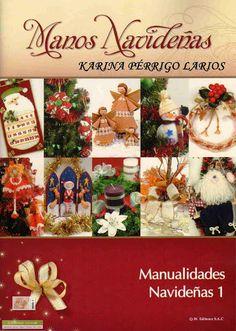 Manualidades navideñas Nº 1 - Dana Merchan - Album Web Picasa