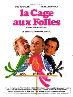1979 LA CAGE AUX FOLLES