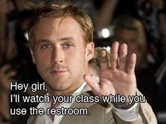 haha I WISH!! especially when your classroom is out in a portable with NO bathroom!