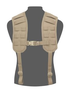 Molle Schultergurt WARRIOR Elite Ops Coyote