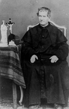 Don Bosco. 1878, Turín.
