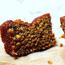 Marcy Goldman's Majestic and Moist Honey Cake for Rosh Hashanah