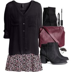 Allison Argent Inspired H&M Outfit