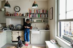 Food writer and author of 'Eat the Week' Anna Barnett invites us around to her gorgeous East London home to discuss her favourite dishes and what inspires her r