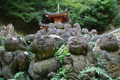 Otagi Nenbutsu-ji Temple, Kyoto, Japan  Stay at a Japanese Temple