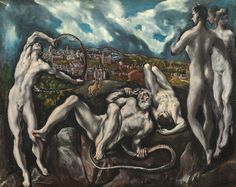 """Find the latest shows, biography, and artworks for sale by El Greco. El Greco (meaning """"the Greek""""), born Domenikos Theotokopoulos, is widely regarded as one… National Gallery Of Art, Renaissance Kunst, Art Ancien, Spanish Artists, Great Paintings, Old Master, Art Google, Les Oeuvres, Art History"""