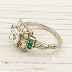 Gogeous ring.