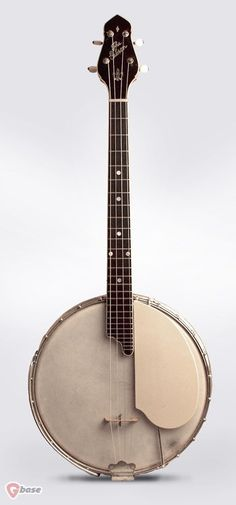 Retrofret Stock # 5453. Gibson TB-4 Model Tenor Banjo (1924), made in Kalamazoo, Michigan, serial...