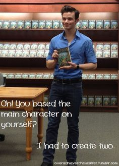 Chris Colfer, The Land of Stories
