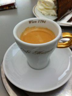 Cafe Mozart, Vienna, Austria
