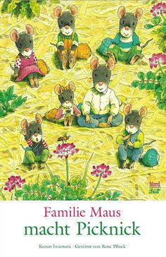 schaeresteipapier: Bilderbuch - Kazuo Iwamura zu Besuch beim NordSüd-Verlag