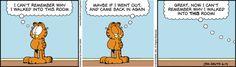Garfield Comic Strip, June 13, 2016     on GoComics.com