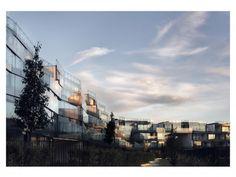 Milanofiori Housing Complex / OBR
