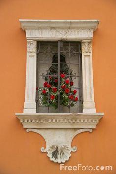 Picture of Window, Venice, Italy - Free Pictures - FreeFoto.com