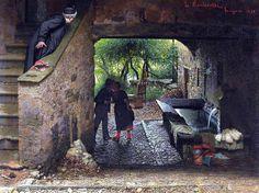 Luigi Monteverde, Che significa 1892 Monteverde, Luigi, Passion, Paintings, Art, Paint, Painting Art, Painting, Painted Canvas