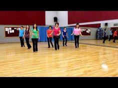 Baby Grace - Line Dance (Dance & Teach in English & 中文) - YouTube