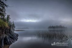 Wesley Liikane's photo on Google+ - Lake of Two Rivers in the fall, Algonquin Park