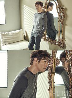 Daniel Choi for Sure magazine Spetember Issue Go Soo, Choi Daniel, Cha Seung Won, World Radio, Secret Garden Coloring Book, Korean Wave, Kim Woo Bin, Well Dressed Men, Korean Actors
