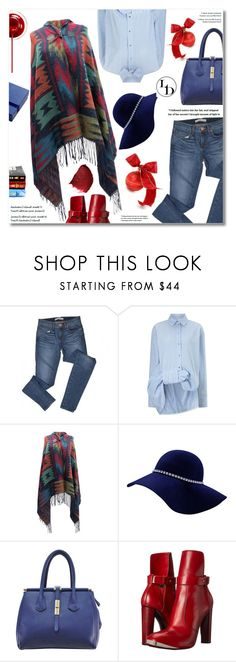"""""""Awesome Day"""" by janee-oss ❤ liked on Polyvore featuring Michael Kors, J Brand, Victoria, Victoria Beckham and COSTUME NATIONAL"""