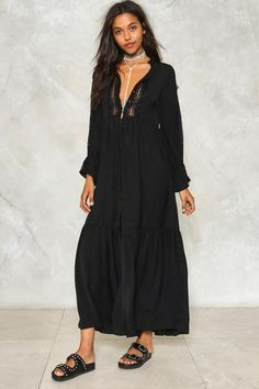 a4f9e853fa93c The Best Maxi Dresses In Stores Right Now - The Closet Heroes Klasické Šaty,  Peníze