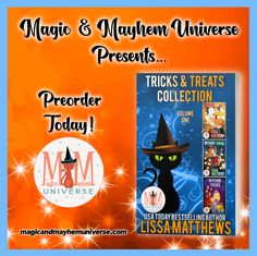 Yayayayayay! Tricks & Treats Collection by Lissa Matthews is available for preorder!  #MagicMayhemUniverse #PNR #preorder #comingsoon #ebooks #magicaltales