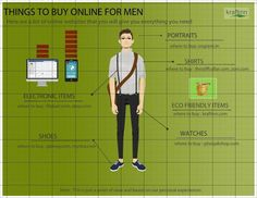 Things to buy online for men in India