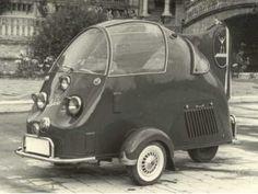 Auto Tri, 1953