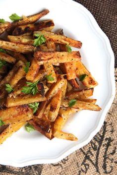 Spicy Sweet Potato Cheese Fries