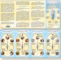 Holy cards and prayer cards, from Lourdes depicting the apparitions, Our Lady of Lourdes and Saint Bernadette, all direct from your Lourdes gift shop.