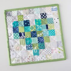 Completed Quilts