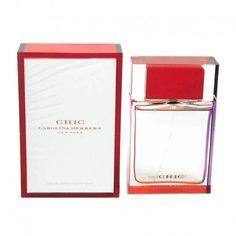 #perfume Chic para mujer de #CarolinaHerrera  https://perfumesana.com/carolina-herrera-mujer/741-carolina-herrera-chic-edp-50-ml-spray-8411061071700.html