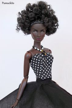 OH MY DOTS! (Black Version) By Del Molto Amore by Pumuckito, via Flickr